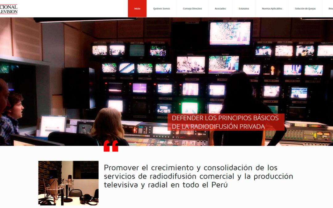 Sociedad de Nacional de Radio y Televisión